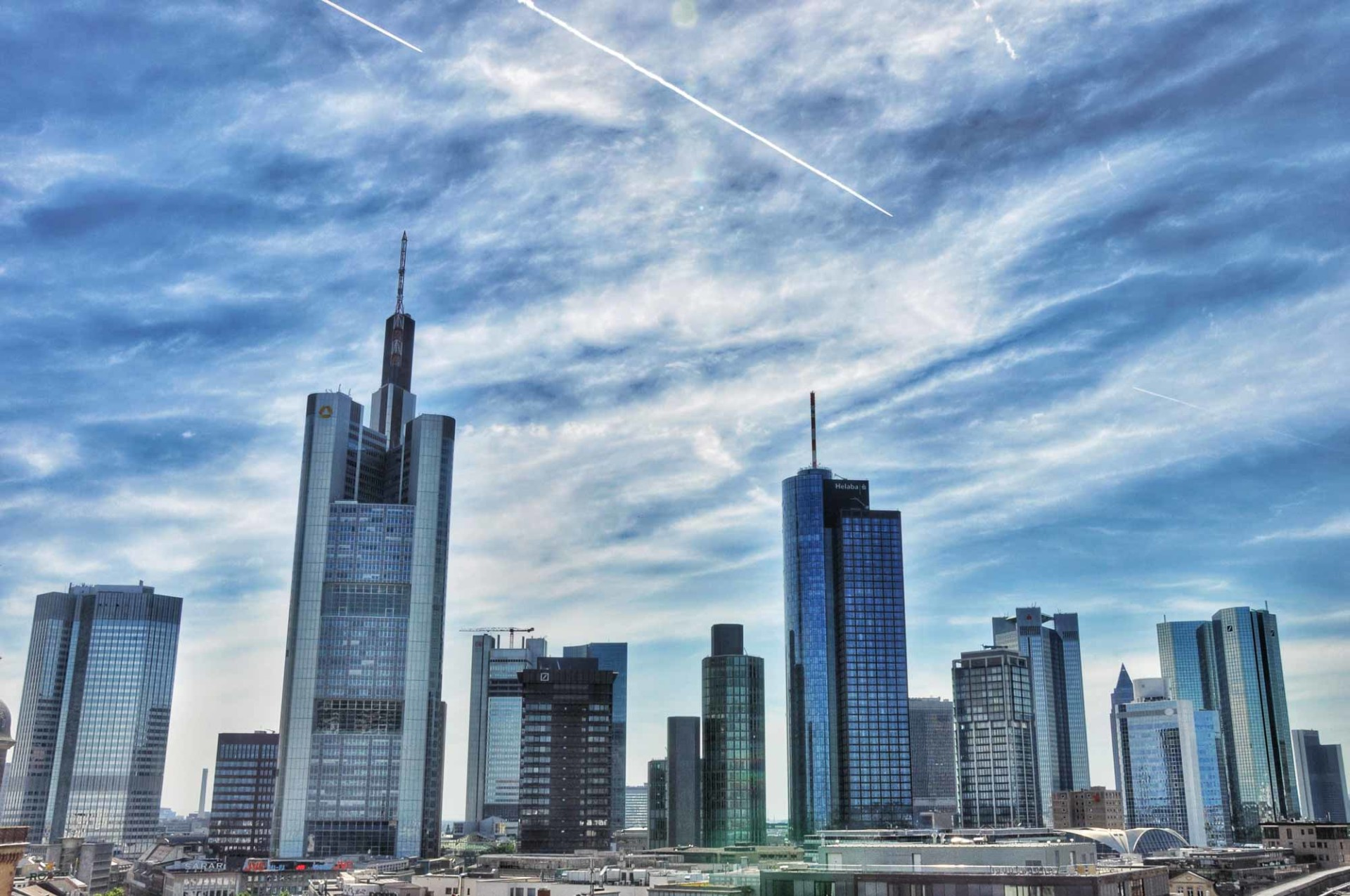 New building - Frankfurt am Main