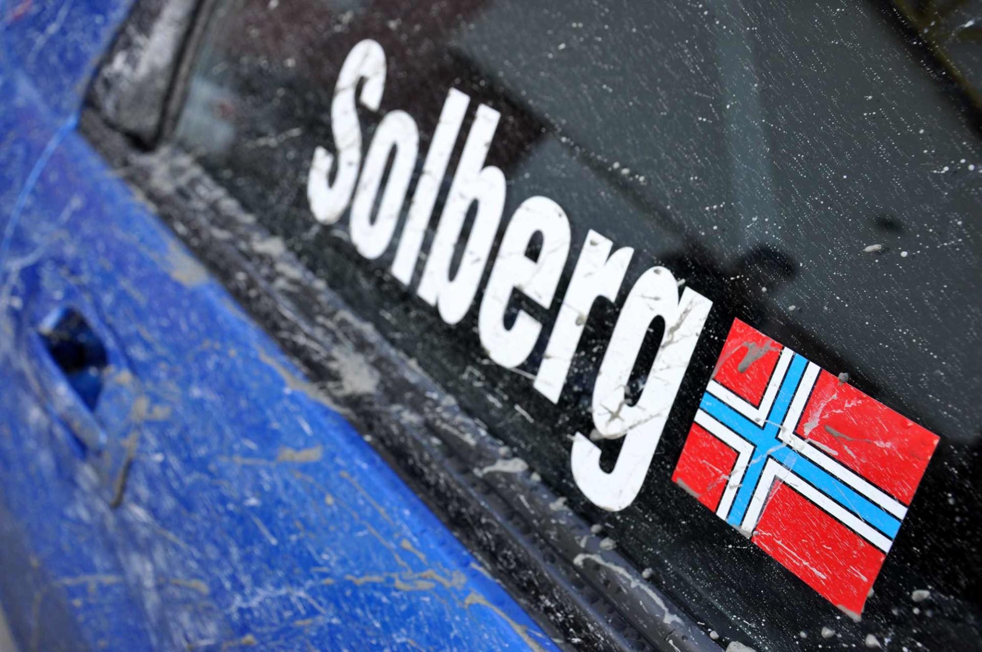 Peter Solberg - Subaru wrc