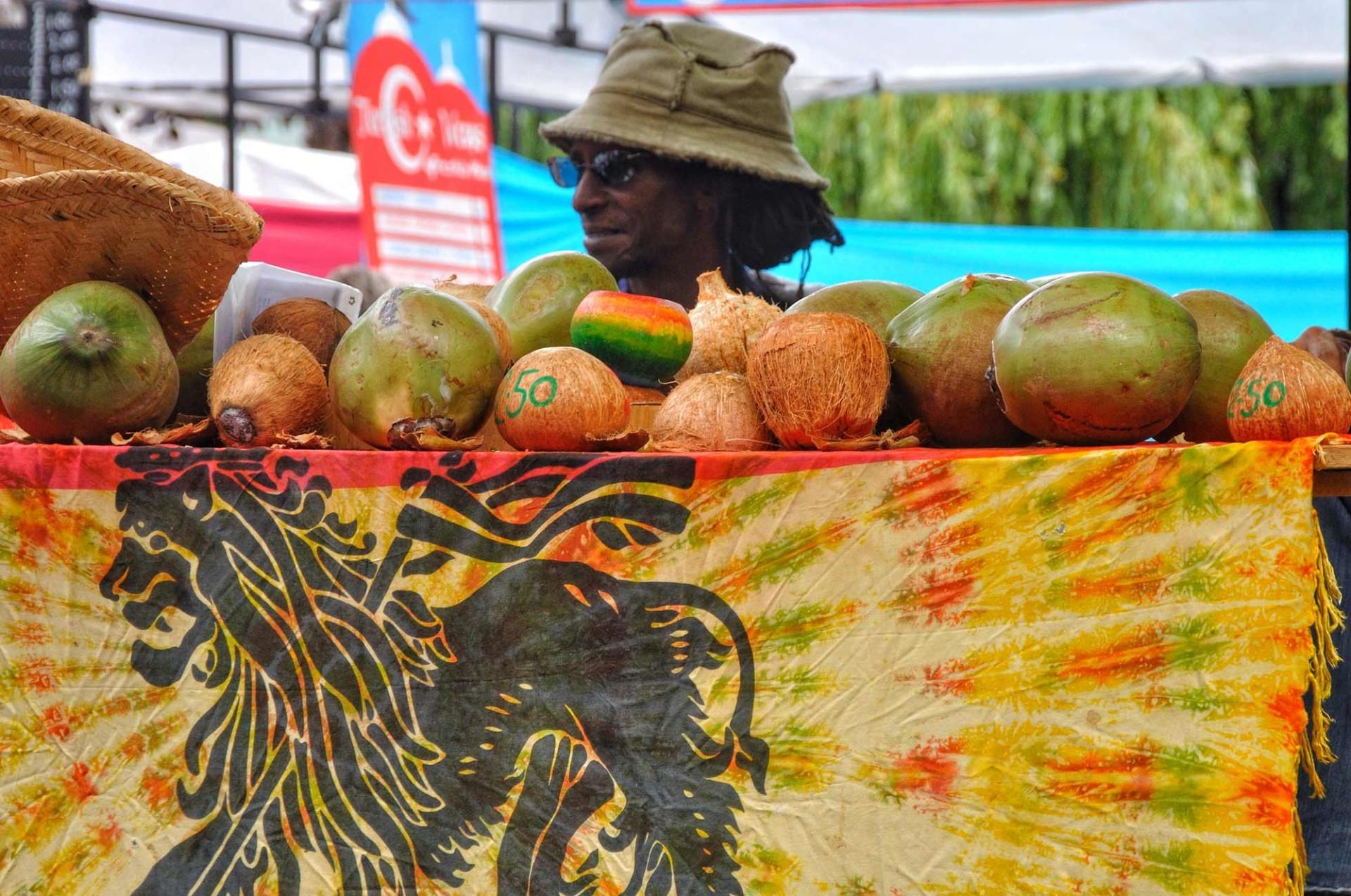 Etnic market