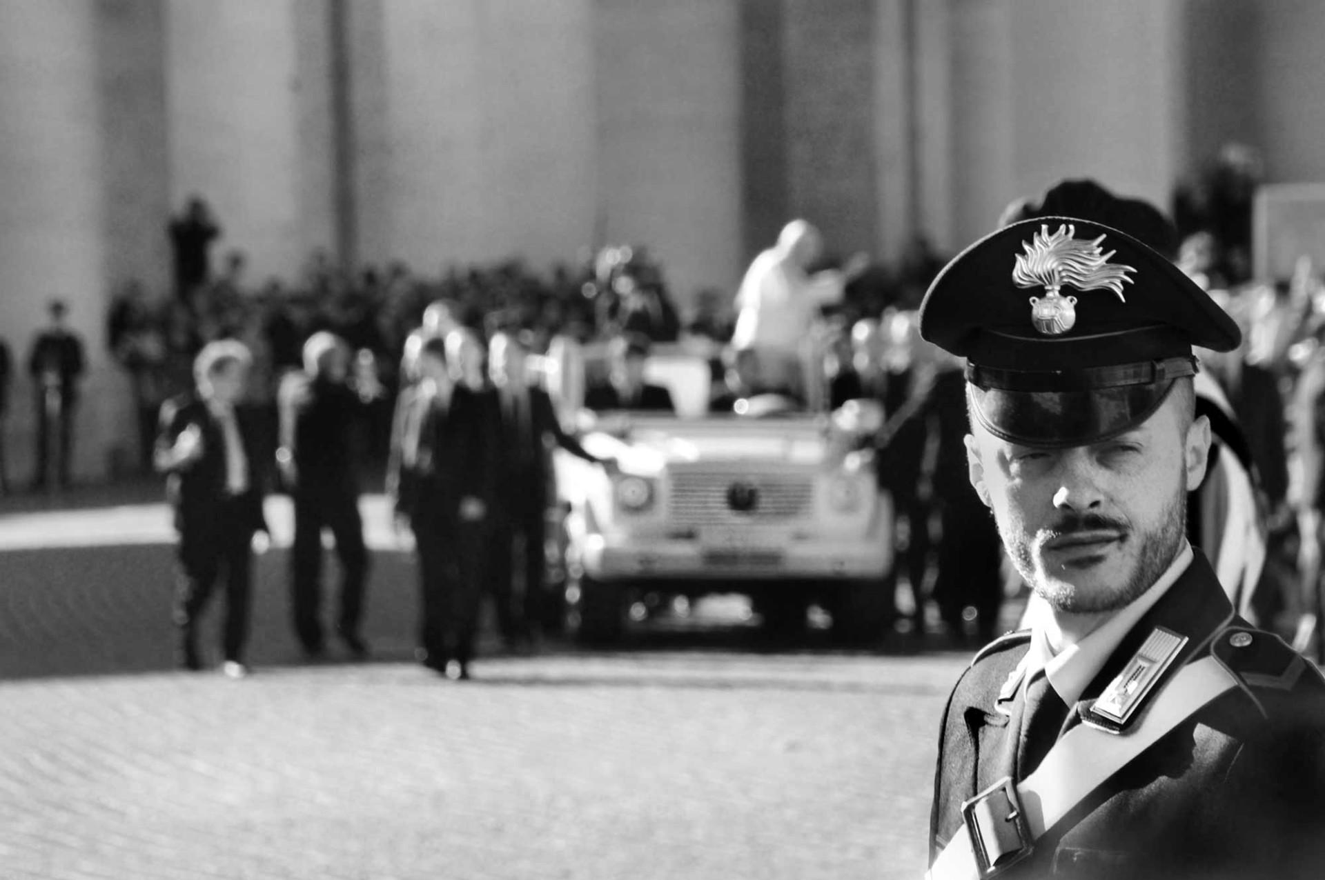 Guard Pope
