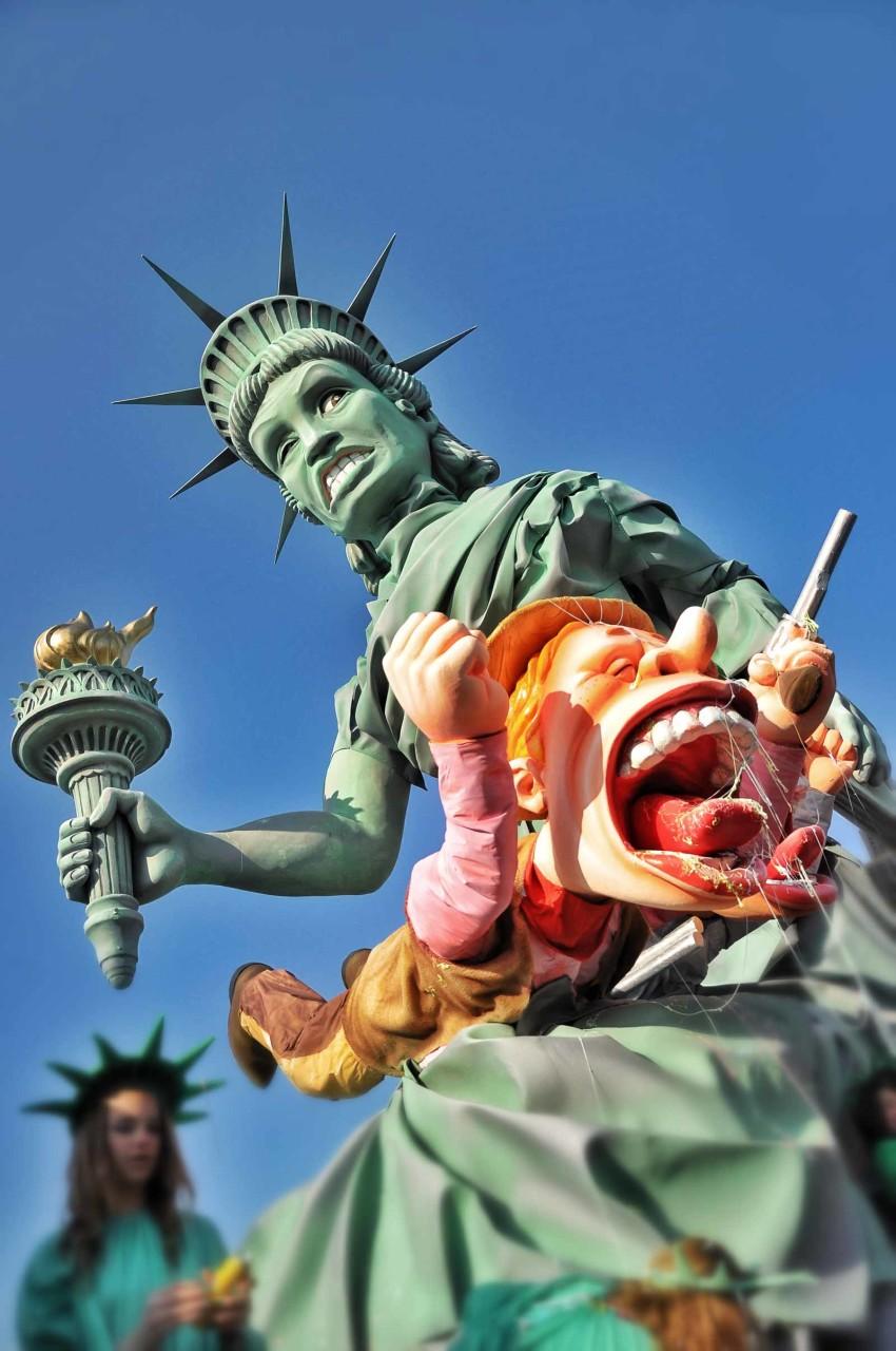 Carnaval de roi des 5 continents (USA)