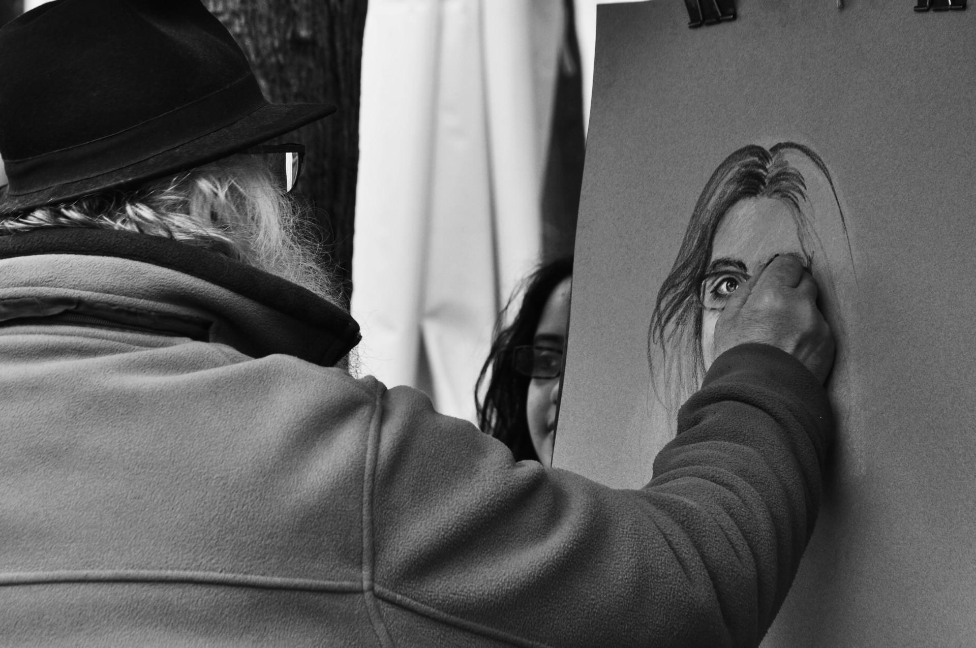 Artista parigino